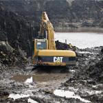 Escavações de tanques